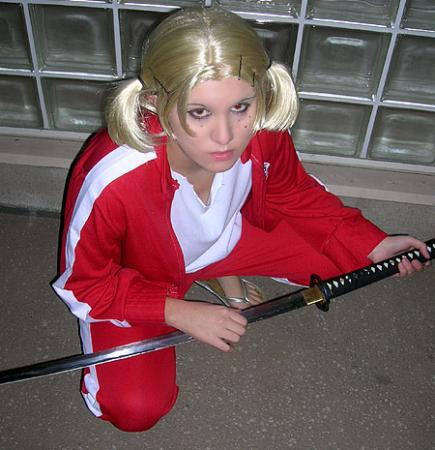 Hiyori Sarugaki from Bleach worn by Jabi