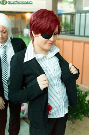 Lavi from D. Gray-Man worn by Jabi
