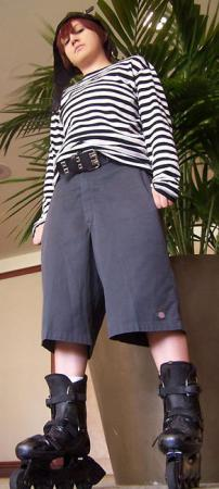Jean from D. Gray-Man worn by Jabi