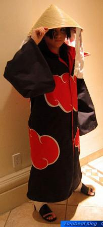 Itachi Uchiha from Naruto worn by Jabi