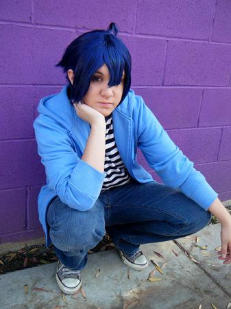 Mashiro Moritaka from Bakuman worn by Jabi