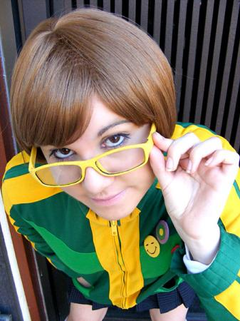 Chie Satonaka from Persona 4 worn by Jabi