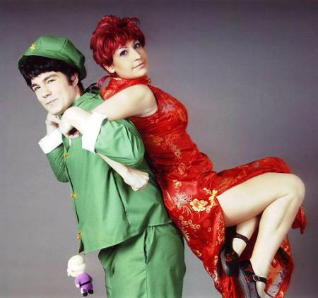 Ranma Saotome from Ranma 1/2 worn by Chibiplum