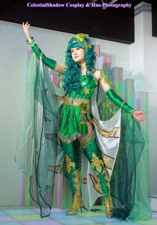 Rydia from Final Fantasy IV worn by CelestialShadow19