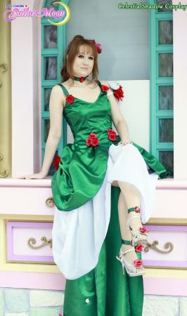 Princess Jupiter from Sailor Moon worn by CelestialShadow19