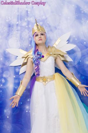 Princess Celestia from My Little Pony Friendship is Magic by CelestialShadow19