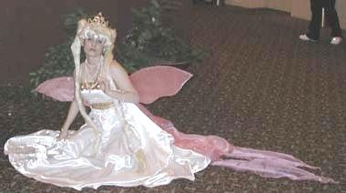 Neo Queen Serenity from Sailor Moon R worn by Usagi