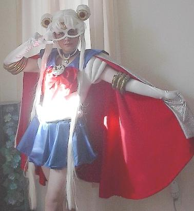 Sailor Moon from Sailor Moon worn by Usagi