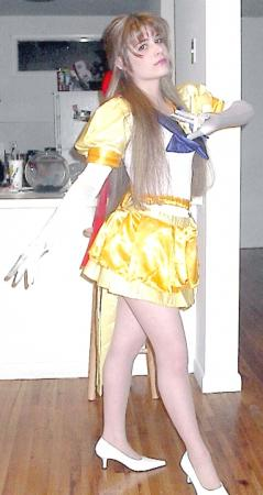 Eternal Sailor Venus from Sailor Moon Sailor Stars worn by Usagi