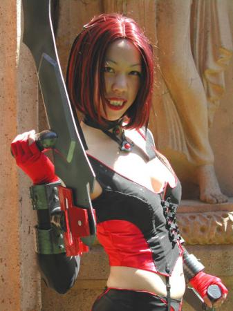 Rayne from BloodRayne worn by AJ