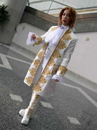 Fersen from Rose of Versailles worn by AJ