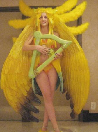 Siren from Final Fantasy VIII worn by Kaolinite