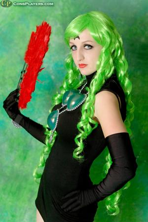 Emerald / Esmeraude from Sailor Moon R worn by Kaolinite
