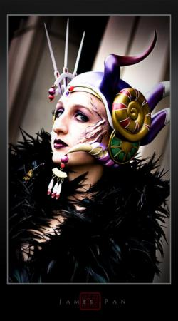 Edea from Final Fantasy VIII worn by Kaolinite
