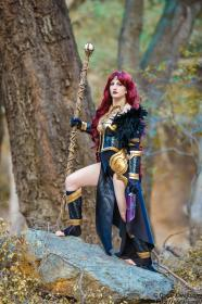Imperial from Elder Scrolls V: Skyrim worn by Kaolinite