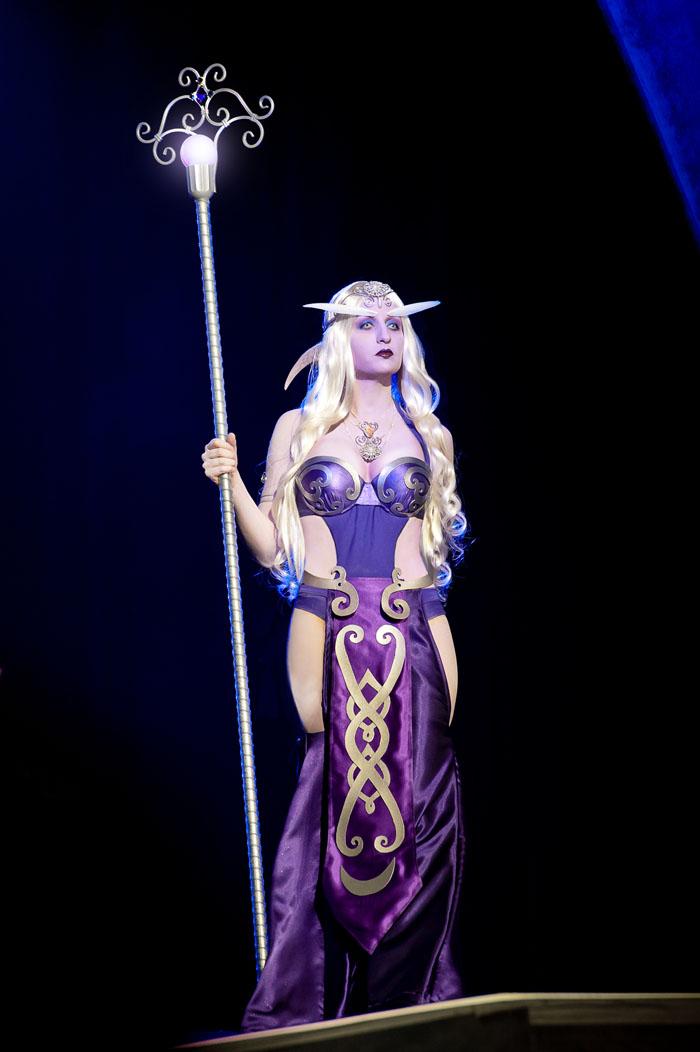 wow queen azshara