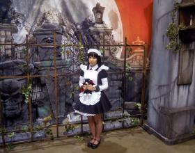 Alice from Ragnarok Online worn by Kitty Princess Kie