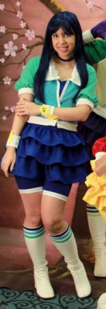 Chihaya Kisaragi from iDOLM@STER worn by Kitty Princess Kie