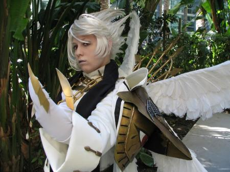 Cain Nightlord from Trinity Blood worn by Hinoto