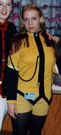 Nanami Kiryuu from Revolutionary Girl Utena worn by Hinoto