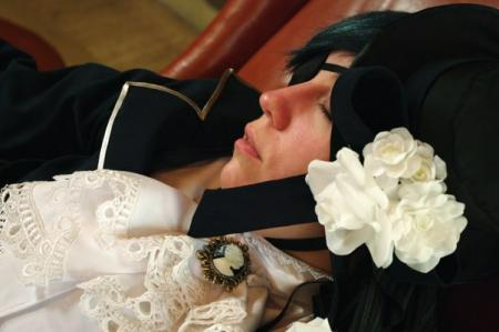 Ciel Phantomhive from Black Butler worn by Hinoto