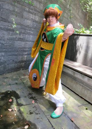 Syaoran Li from Cardcaptor Sakura worn by Sumikins