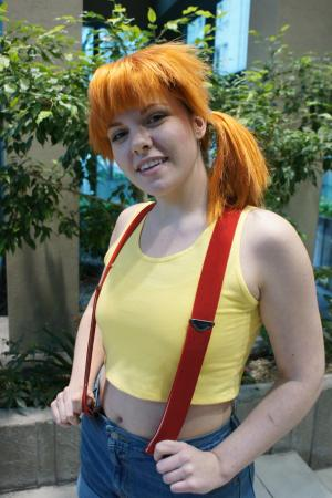 Misty / Kasumi from Pokemon worn by Sumikins