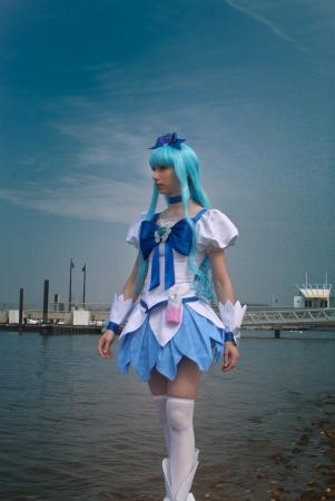 Cure Marine from HeartCatch PreCure! worn by breathlessaire