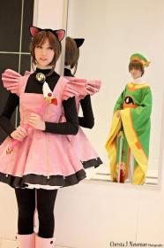 Sakura Kinomoto from Cardcaptor Sakura worn by breathlessaire