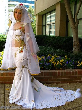 Ashe / Ashelia B nargin Dalmasca from Final Fantasy XII worn by breathlessaire