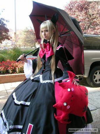Rachel Alucard from BlazBlue: Calamity Trigger worn by breathlessaire