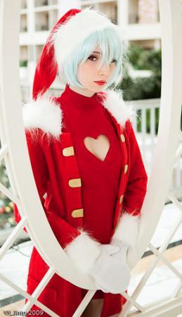 Rei Ayanami from Neon Genesis Evangelion worn by breathlessaire