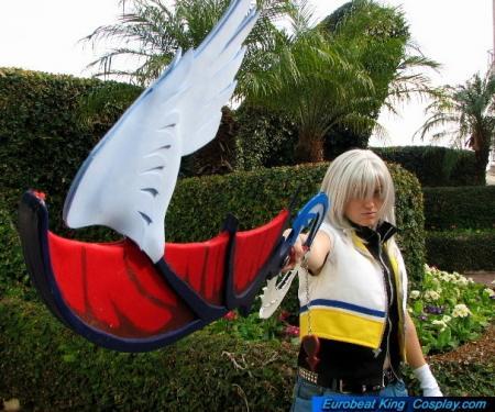 Riku from Kingdom Hearts 2