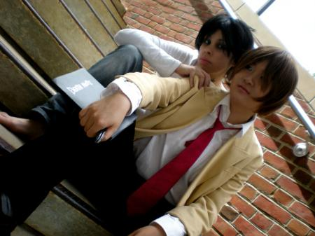 Light Yagami / Raito from Death Note worn by Haruki