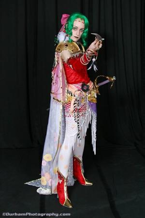 Terra Branford from Final Fantasy VI