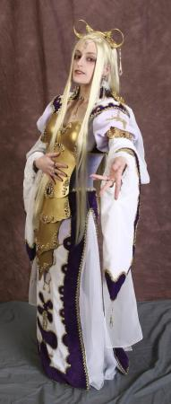 Mirka Fortuna from Trinity Blood worn by Space Invader