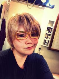 Chie Satonaka from Persona 4 worn by Huntress