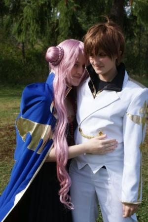 Euphemia Li Britannia from Code Geass worn by Xing Cai