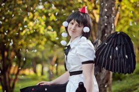 Aya Shameimaru from Touhou Project worn by Xing Cai