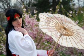 Tomoe from Queen's Blade: Rurou no Senshi worn by Xing Cai