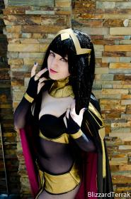 Tharja from Fire Emblem: Awakening worn by Xing Cai
