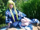 C.C. from Code Geass worn by Xing Cai