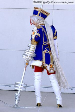 Astharoshe Asran from Trinity Blood worn by Solaria
