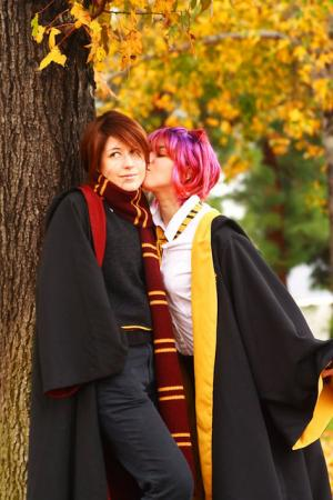 Nymphadora Tonks from Harry Potter worn by Solaria