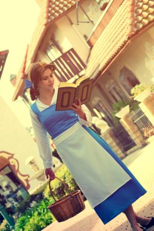 Belle from Beauty and the Beast worn by Solaria