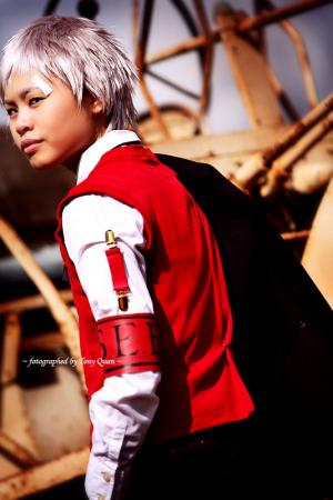 Akihiko from Persona 3 worn by Hakuku