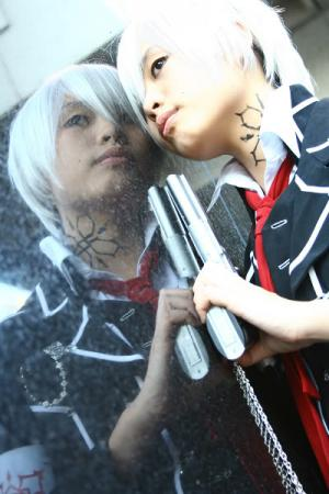 Zero Kiryu from Vampire Knight worn by Hakuku
