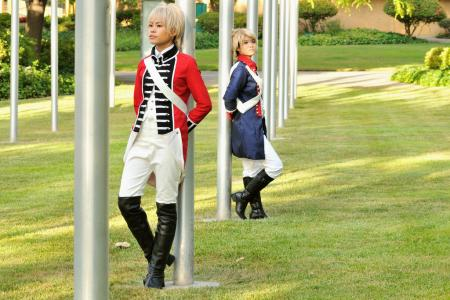 UK / England / Arthur Kirkland from Axis Powers Hetalia worn by Hakuku