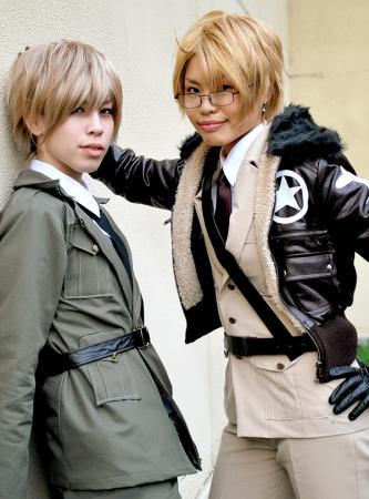 America / Alfred F. Jones from Axis Powers Hetalia worn by Hakuku