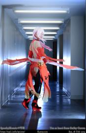 Inori Yuzuriha from Guilty Crown